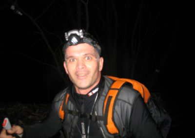 Caminada de not en Paloss 2009