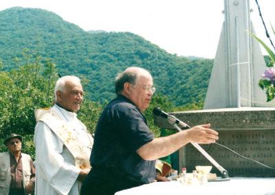 Croce degli Alpini di Concesio