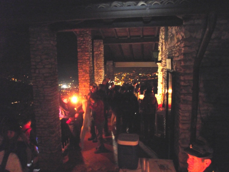 Caminada en Palos 2011