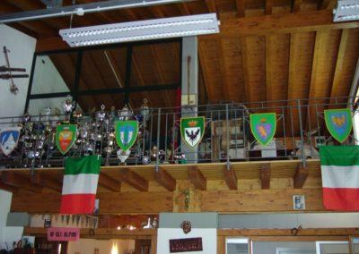 Sede degli Alpini di Concesio