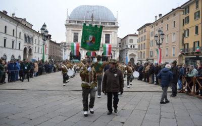 Commemorazione Nikolajewka a Brescia 2018
