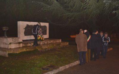 Commemorazione Nikolajewka a Concesio