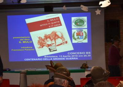 Presentazione libro Il Mulo